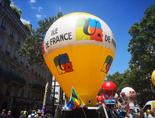 La «retraite par points » : C'EST NON ! Rendez-vous militants le 6 septembre à Montreuil
