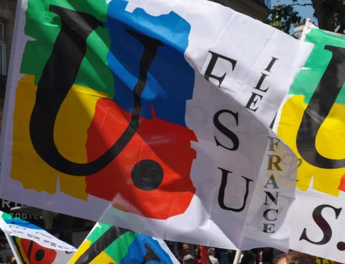 Motion de soutien du congrès national de la FSU suite aux interventions policières sur les dépôts RATP !