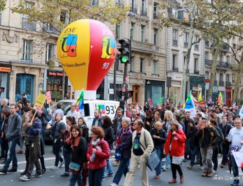 Mardi 9 octobre, grève et manifestation : Non au système de retraite par points ! Non à la régression sociale !
