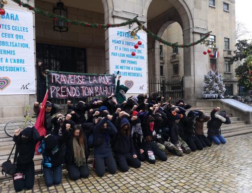 Les Unions régionales CGT, FO, Solidaires, UNEF et FSU dénoncent la répression policière à l'égard des lycéen.ne.s