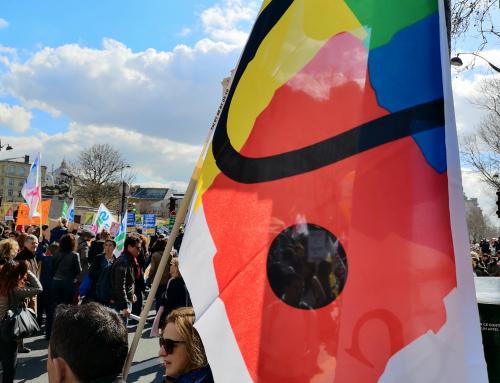 Jeudi 4 avril à 14h : manifestation Place de l'Opéra