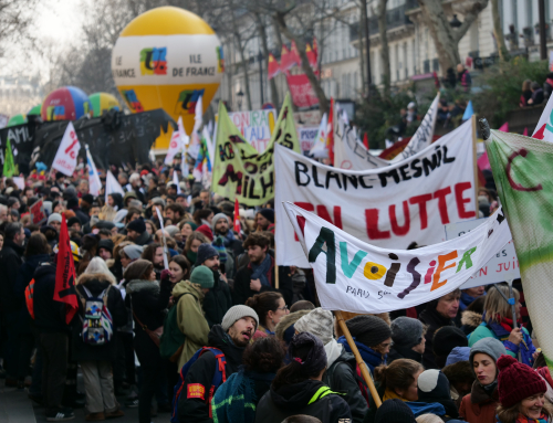 Pour gagner contre la réforme des retraites, nouvelle journée de mobilisation avec manifestation et grève le mercredi 29 janvier !