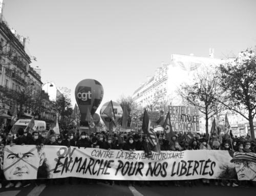 """Samedi 16 janvier : Loi """"Sécurité globale"""" : Rien n'est joué !"""