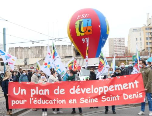 Les États Généraux de l'Éducation Prioritaire en Seine-Saint-Denis
