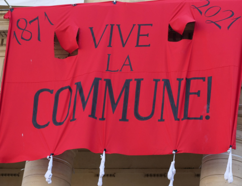 Samedi 29 mai : Manifestation à Paris pour les 150 ans de la Commune !